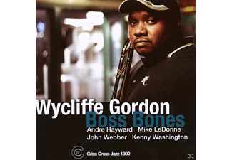 Wycliffe Gordon - BOSS BONES - (CD)