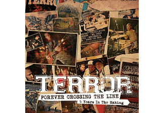 Terror - Forever Crossing The Line - (CD)