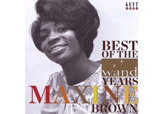 Maxine Brown - Best Of The Wand Years - (CD)