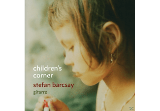 Stefan Barcsay - Children's Corner - (CD)