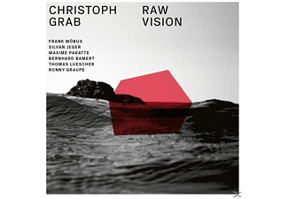 Christoph Grab - Raw Vision - (CD)