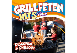 VARIOUS - Grillfeten Hits Vol.2 - (CD)