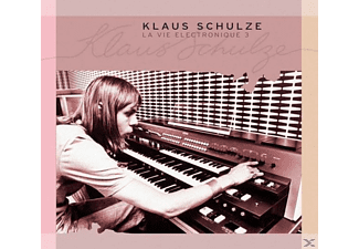 Klaus Schulze - La Vie Electronique Vol.3 - (CD)
