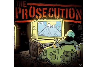 The Prosecution - At The Edge Of The End - (Vinyl)