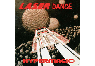 Laserdance - Hypermagic - (CD)