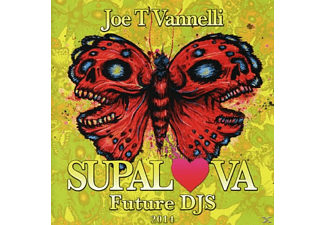 Various/Joe T.Vannelli - Supalova Future DJS - (CD)