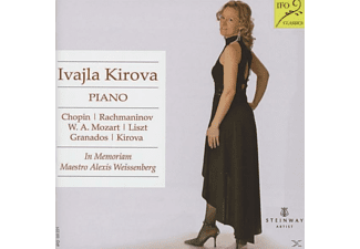 Ivajla Kirova - Piano - (CD)