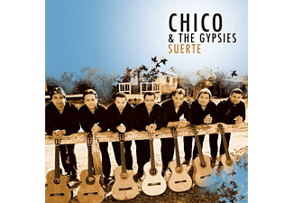 The Gypsies - Suerte [CD]