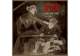 Bluttat - Raw & Pure 1981-1984 - (LP + Download)