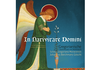 J./Schola Gregoriana Monacensis Berchmans Göschl - In Nativitate Domini - (CD)