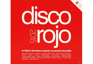 VARIOUS - Disco Rojo 2015 [CD]