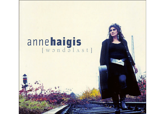 Anne Haigis - Wanderlust [CD]