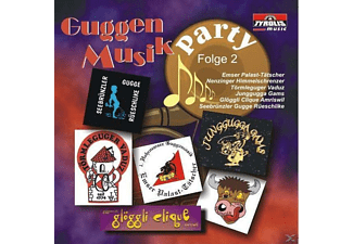 VARIOUS - Guggenmusik Party-Folge 2 [CD]