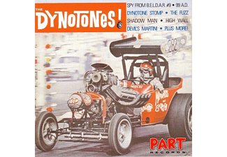 The Dynotones - Dynotones - (CD)