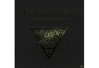 The Devil's Blood - The Thousandfold Epicentre (Ltd.Artbook) - (CD)