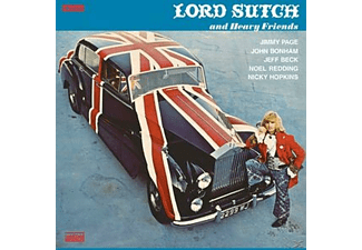 Screaming Lord Sutch - Lord Sutch And His Heavy Friends - (Vinyl)