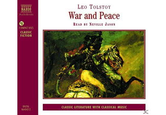 War And Peace - 4 CD - Hörbuch