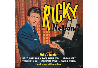 Rick Nelson - Ricky S Greatest [CD]