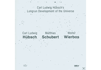 Carl Ludwig Hübsch - Longrun Development Of The Universe - (CD)