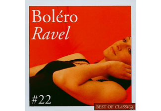 VARIOUS - 22/Bolero/Various/Ravel [CD]
