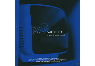 VARIOUS - blue mood - (CD)