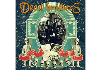 The Dead Brothers - Dead Music For Dead People - (CD)
