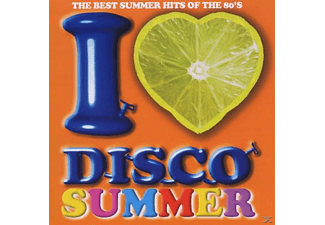 VARIOUS - I Love Disco Summer Vol.2 [CD]