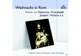 Gabrieli Consort & Players - Weihnacht In Rom [CD]