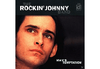 Rockin' Johnny Band - Man's Temptation - (CD)