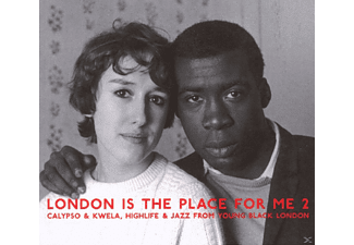 HONEST JONS/VARIOUS - London Is The Place For Me 2-Calypso & Kwela - (Vinyl)