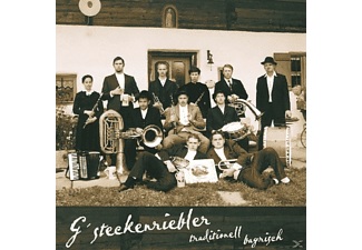 Gsteckenriebler - Traditionell Bayrisch - (CD)