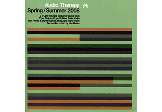 VARIOUS - Audio Therapy: Spring/Summer 2008 - (CD)