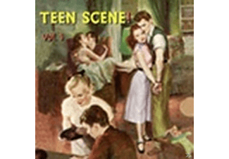 VARIOUS - Vol.5 Teen Scene - (CD)