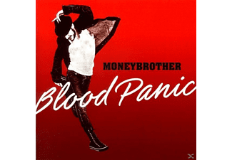 Moneybrother - Blood Panic - (CD)