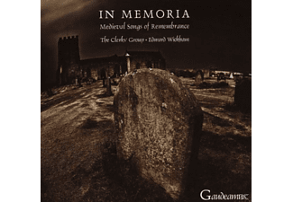 The Clerks' Group, Wickham,E./Clerks' Group,The - In Memoria: Medieval Songs - (CD)