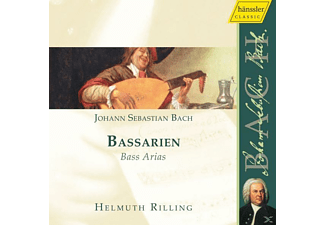 Gächinger Kantorei - Bach: Bassarien  Bass Arias - (CD)