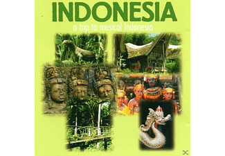 VARIOUS - Indonesien - (CD)