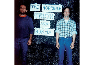 Mission of Burma - The Horrible Truth About Burma - (CD)