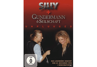 Gerhard Gundermann, Silly - UNPLUGGED - (DVD)