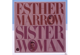 Esther Marrow - Sister Woman [CD]