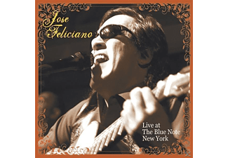 José Feliciano - Live At The Blue Note, New York [CD]