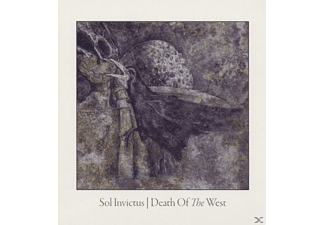 Sol Invictus - Death Of The West (Re-Release+Bonus) - (CD)