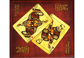 Cracow Guitar Quartet - From Ballet To Tango - (CD)
