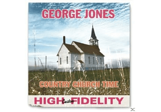 George Jones - Country Church Time (Expanded+Remastered - (CD)
