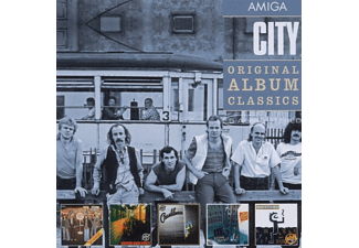 City - ORIGINAL ALBUM CLASSICS [CD]
