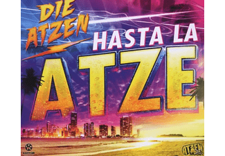 Die Atzen - Hasta La Atze - (5 Zoll Single CD (2-Track))