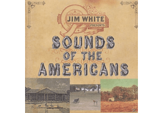 Jim Presents White - Sounds Of The Americans - (CD)