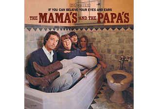 The Mamas And The Papas - If You Can Believe Your Eyes And Ears Mono Edition - (Vinyl)