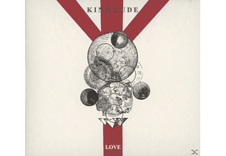 King Dude - Love - (CD)