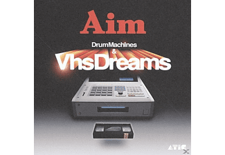 Aim - Drum Machines & Vhs Dreams:Best Of 1996-2006 - (CD)